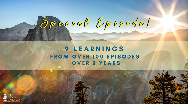 9 learnings from over 100 episodes over 2 years