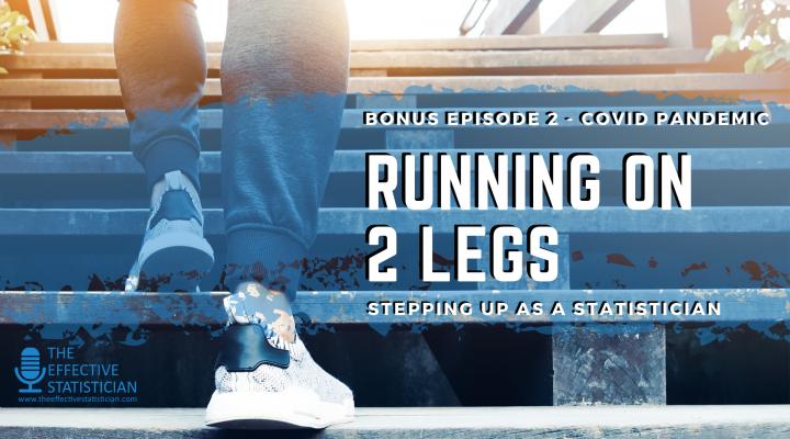 Running on 2 legs