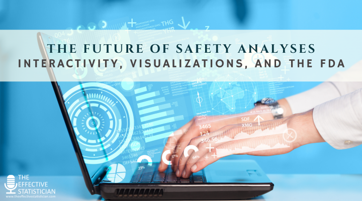 The future of safety analyses: interactivity, visualizations and the FDA