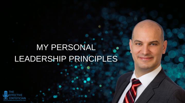 My personal leadership principles