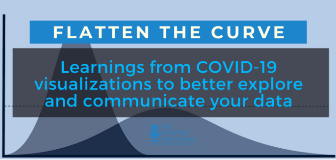 Recording available: Flatten the curve – learnings from COVID-19 visualizations to better explore and communicate your data
