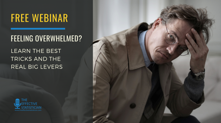 Free webinar: Feeling overwhelmed? Learn the best tricks and the real big levers