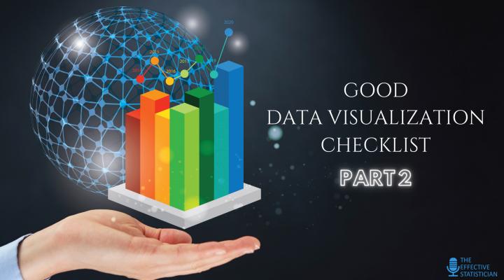 Good data visualization checklist