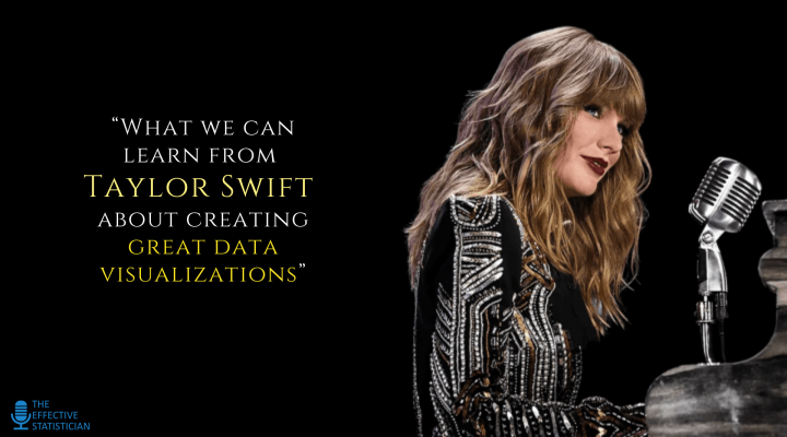What we can learn from Taylor Swift about creating data visualizations