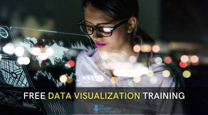 Join the free data visualization training