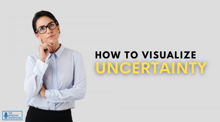 How to best visualize uncertainty
