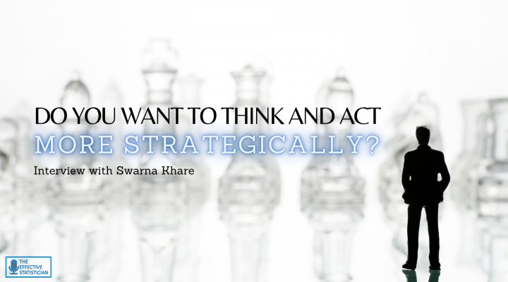 Do you want to think and act more strategically?