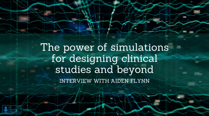 The power of simulations for designing clinical studies and beyond