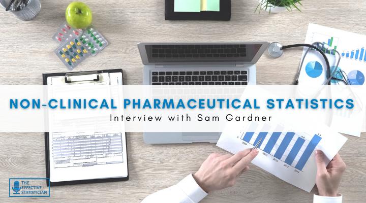 Non-clinical pharmaceutical statistics