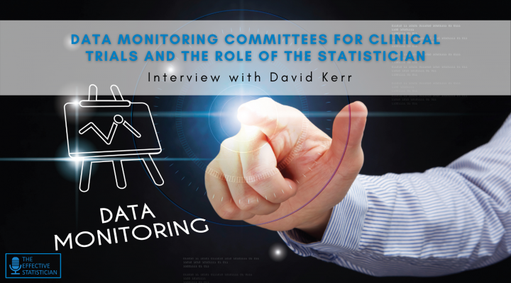 Data monitoring committees for clinical trials and the role of the statistician