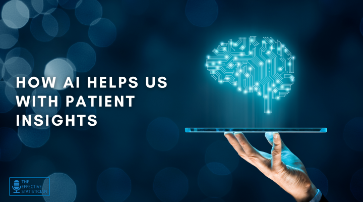 How AI helps us with patient insights