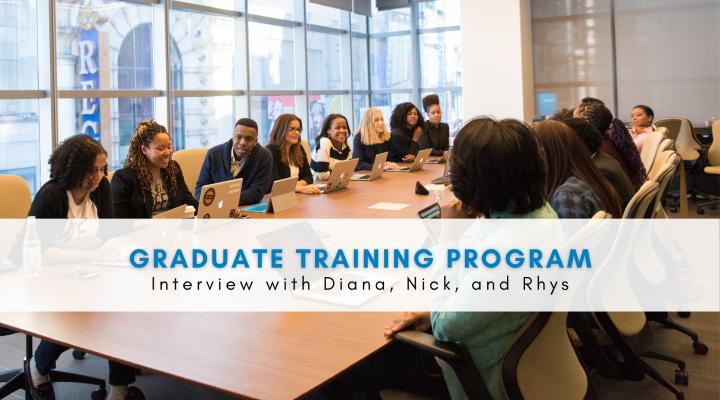 The benefits of a graduate training program