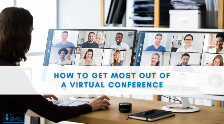 How to get the most out of a virtual conference