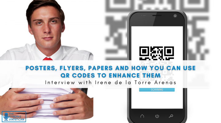 Posters, flyers, papers and how you can use QR codes to enhance them
